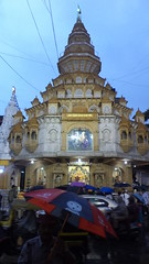 Shrimant dagdusheth halwai ganpati (Rishabh Kashyap) Tags: maharashtra pune ganpati dagdusheth shrimant halwai bapaa