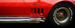 Stinger (Ken Quantick) Tags: red car flickr stingray american kuwait citrit flickriver kenquantick thegoldenachievement