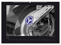 juni   vigano   rothenburg (rollertilly) Tags: classic vintage italia vespa foto scooter roller kalender piaggio 2014 jahreskalender schaltroller