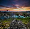 Iceland Keilir (Lovepro) Tags: sunset summer sky panorama mountain night clouds iceland outdoor sumar myndir nótt ský krýsuvík fjöll fjall sólsetur 2013 hverasvæði árstíðir suðurnesið ©jhgphotos