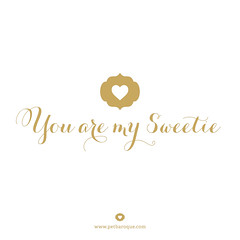 You Are My Sweetie by Pet Baroque (PetBaroque) Tags: pet pets love loving you yes sweetie sweetheart sayit petbaroque