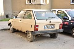 Oltcit Club 11 (SergiuSV) Tags: club beige citroen 11 romania axel fwd rl cluj clujnapoca rm oltcit worldcars