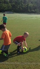 Skills Clinic Fall 2013 (panrouw) Tags: team u4 youthsoccer callawayyouthsoccer