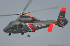 Aerospatiale Dauphin II (Crazy Horse Aviation Photography) Tags: airplane french marine aircraft aviation navy helicopter heli aerospatiale française