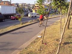 Contagem de Ciclistas - Inajar de Souza (ciclocidade) Tags: sopaulo ciclista pesquisa ciclovia contagem semanadamobilidade inajardesouza ciclocidade