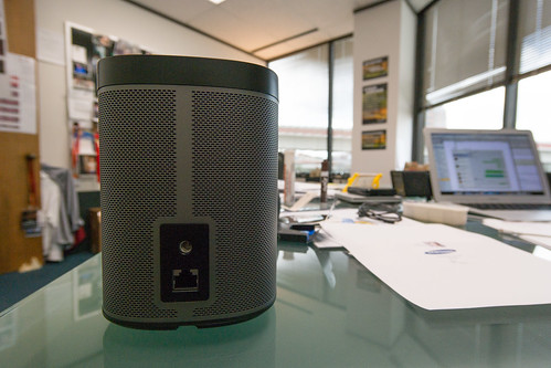 music samsung speaker 12mm audio unboxing sonos... (Photo: nan palmero on Flickr)