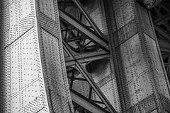 Manhattan Bridge (dansshots) Tags: blackandwhite dumbo manhattanbridge bnw d3 dumbobrooklyn nikond3 dansshots