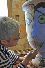 Atelier dessin poterie ''Le chêne vert''