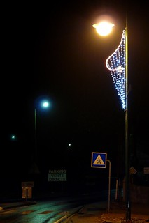 Arras-sur-Rhône (07), illuminations 2008