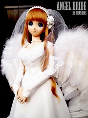 Angel Bride (OTTO BOY) Tags: bride neris dollfiedream