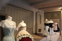 Röhsska museet - Abteilung Kleidung von damals