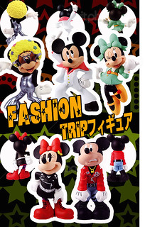 復古造型~ 全新感受!米奇 & 米妮 Fashion Trip ~70s~
