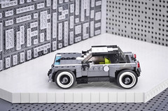 the Condor (Peteris Sprogis) Tags: scale car toy design model lego bricks style ps 80s looks concept coupe conceptcar afol legocar latlug vision:text=0625 vision:outdoor=0982 vision:car=0594