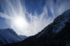 Engadin (RS_1978) Tags: schnee winter sun snow mountains alps alpes schweiz soleil nieve sneeuw berge neve che neige alpen sole sonne sn montagnes gne pontresina graubnden    sunce    sonycybershotdscrx1