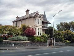 House on Highgate in Dunedin (Kevin Fenaughty) Tags: newzealand urban holiday building outdoor dunedin highgate maorihill
