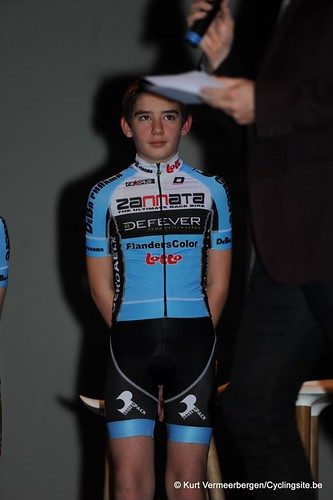 Zannata Lotto Cycling Team Menen (153)