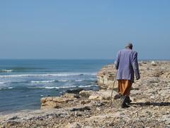 A Promenade on the Shore (nina.polareuth) Tags: morocco maroc atlanticocean essaouira marokko sidikaouki ocanatlantique
