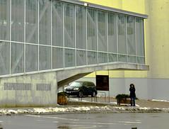 Occupation Museum in Tallinn (realdauerbrenner) Tags: city travel winter building museum architecture reisen tallinn estonia tourist stan stadt architektur stad resa estland 2014 vintern