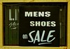 Mens Shoes on Sale Photo by Toby Braun c2010 utobia.tumblr.com (tobybraunID) Tags: florida posted miamibeach fauxlomo artselects