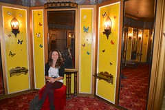 Resting room for the stars @TLC Chinese Theatre