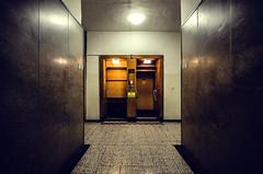 Paternoster (Melissa Maples) Tags: brown hall nikon europe lift prague sigma praha czechrepublic 1020mm 尼康 paternoster česko českárepublika f456 hsm ニコン 1020mmf456 d5100 pasážlucerna