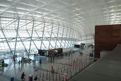 Aeropuerto Int. de Carrasco III (Sergio Liuzzi) Tags: uruguay montevideo aeropuerto aeropuertointernacionaldecarrasco arqrafaelvioly