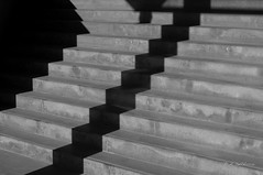 Stairs (tounesse) Tags: stairs grenoble stair escalier escaliers