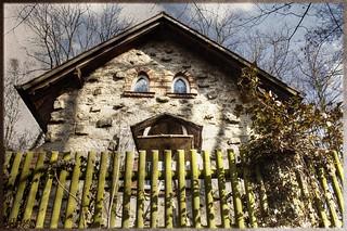 Häuschen im Wald - Cottage in the woods