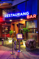 Avalon Hotel (photographer Hans Wessberg AB) Tags: bar göteborg se hotel sweden gothenburg avalon hotell nattbilder professionalphotography restaurang nattfoto hanswessberg nightomages