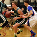 JV Boys Basketball vs Williston 01-29-14