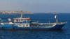 a ship docked at the port IMG_3322 (mygreecetravelblog) Tags: port island ship harbour greece greekislands paros cyclades parosgreece paroikia ferryport parikia parosisland parosport