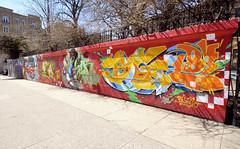 DJ KOOL HERC (Newyorkcityresident) Tags: nyc art graffiti mural bronx hiphop legend legacy tatscru grandconcourse bg183 djkoolherc