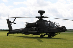 Westland Apache AH.1 Army Air Corps ZJ173 (NTG's pictures) Tags: show 3 army apache day anniversary air attack helicopter corps duxford westland cambridgeshire regiment the ah1 zj173
