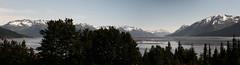Turnagain Arm, Alaska (nicnac1000) Tags: sea usa mountain snow ice alaska landscape scenery arm cook inlet kenai bligh captainbligh tunagainarm