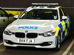 West Midlands Police BMW 325d Driver Training Unit (LD43) BX14 FJA, Birmingham. (Vinnyman1) Tags: city uk england rescue dog west dogs training birmingham britain centre united great police kingdom canine gb bmw learning driver service british roads ho emergency tally trials services wmp association midlands unit 999 the rpu edgbaston policing developement 325d fja ld43 bx14 mildands bpsca