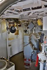 Battleship USS New Jersey - the citadel (nutzk) Tags: new philadelphia ship citadel camden jersey battleship uss warship