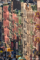 china town NYC (funtor) Tags: nyc chinatown color city light manhattan usa urban building architecture