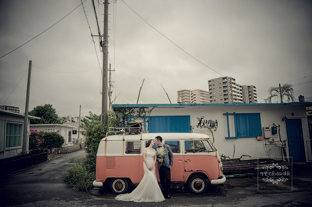 沖繩拍婚紗,海外婚紗,沖繩婚紗攝影,視覺流感婚紗攝影工作室,中和婚紗