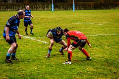 Witney 3's vs Swindon College-1179