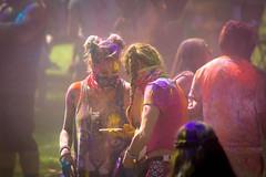 Holi #5 (Robert Borden) Tags: holi festival women woman colors mask facepaint elmonte socal california southerncalifornia la west losangeles usa northamerica canon canonphotographer canonphoto canonphotography canonrebel