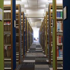 Colorado Springs East Library (rolandmks7) Tags: sonynex5n library books manualfocus vivitarseries1 komine coloradosprings