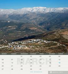 UNIFIL's 2017 Calendar - March (English) (UNIFIL - United Nations Interim Force in Lebanon) Tags: unifil unitednationsinterimforceinlebanon unifillebanon unitednations un 2017 calendar 1701