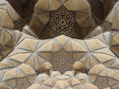 Dome (volker138) Tags: iran isfahan mosque moschee persia architektur architecture abstrakt abstract stern star