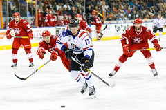 "Missouri Mavericks vs. Allen Americans, March 3, 2017, Silverstein Eye Centers Arena, Independence, Missouri.  Photo: John Howe / Howe Creative Photography • <a style=""font-size:0.8em;"" href=""http://www.flickr.com/photos/134016632@N02/33117920132/"" target=""_blank"">View on Flickr</a>"