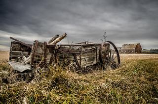 Wagon & Barn (Explored)