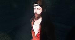 king (aarontj90) Tags: jesus yeezus king crown orange jumpsuit jail prison cell boss criminal rebel secondlife avatar hipster cool hippie