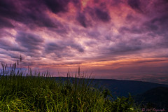 Sunset in Cherrapunjee (Rajneesh Parashar) Tags: sunset india northeastindia meghalaya cherrapunjee clouds hills travel asia landscape