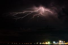 Storm (betadecay2000) Tags: beta hill storm thunderstorm gewitter gewitterstimmung wolken clouds wolke cloud nacht nite night darwin northern territory stokes wharf 31012017 sturm unwetter 2017 himmel australia australien oz ozzi aussie austral australie thunderstroms