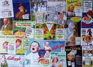 Kellogg's Corn Flakes Advertising