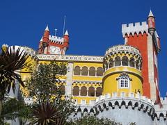 IMG_3004 (marinetteromico) Tags: extérieur palais couleurs styles différents sintra portugal